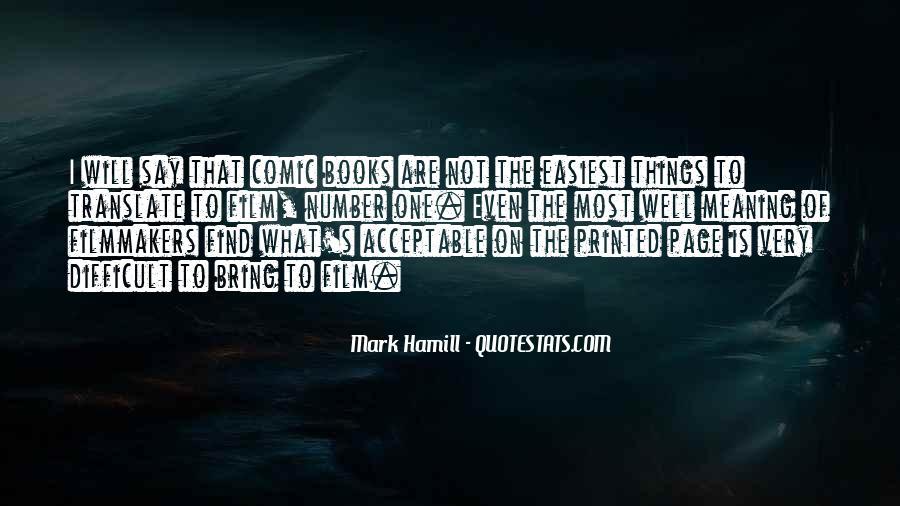 Hamill's Quotes #105214