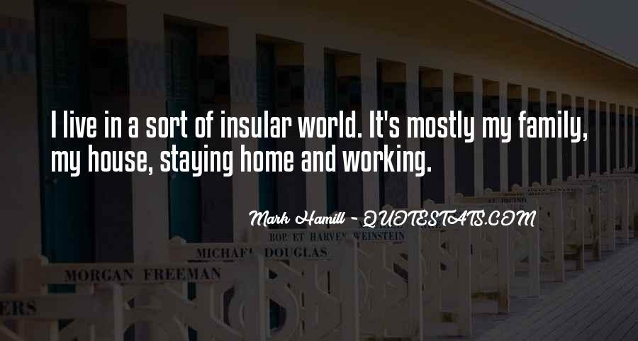 Hamill's Quotes #1358212