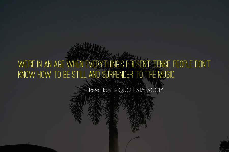 Hamill's Quotes #1381591