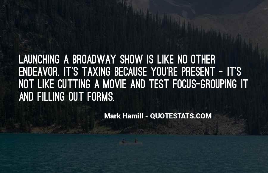 Hamill's Quotes #1668214