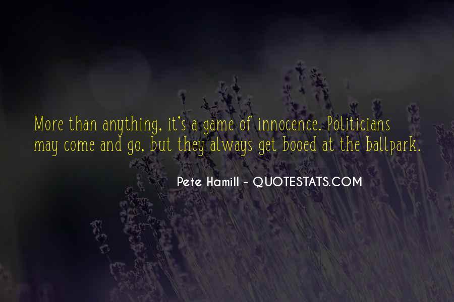 Hamill's Quotes #1721199