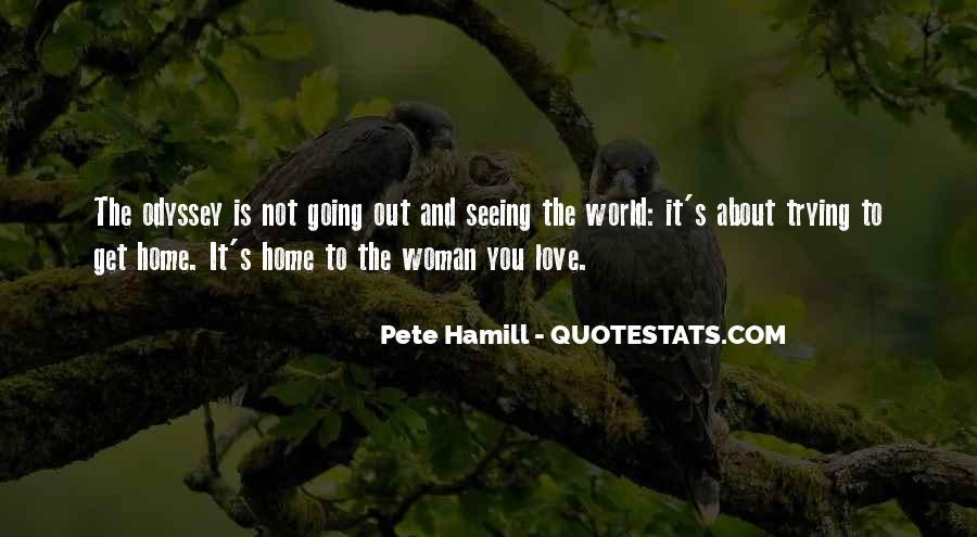 Hamill's Quotes #1754650