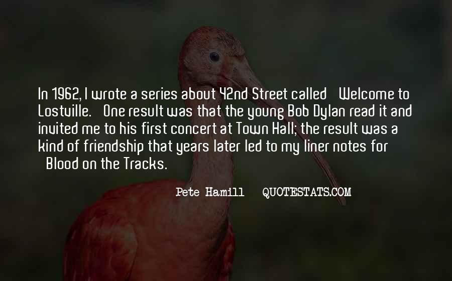 Hamill's Quotes #207842