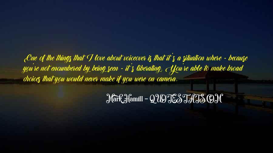 Hamill's Quotes #303063