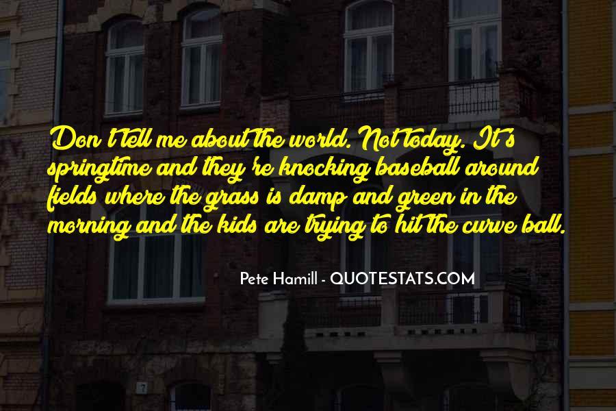 Hamill's Quotes #553845
