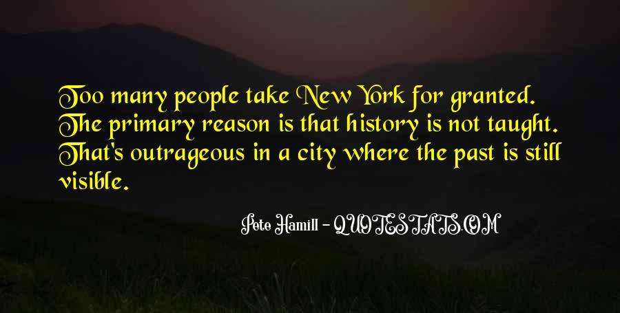 Hamill's Quotes #807787