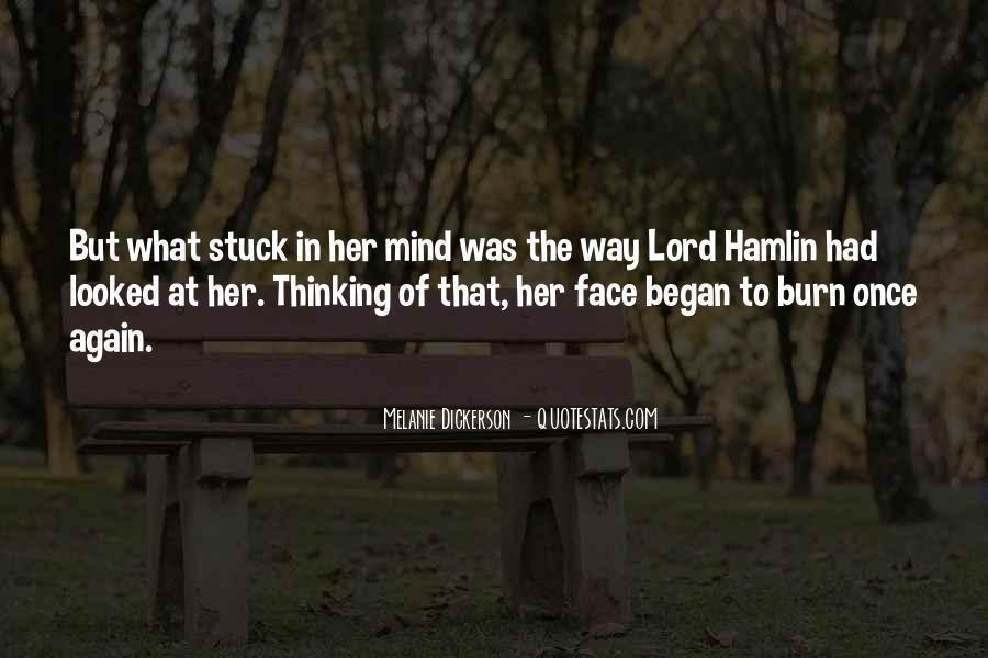 Hamlin's Quotes #1116399