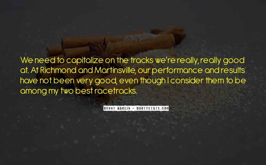 Hamlin's Quotes #1708700