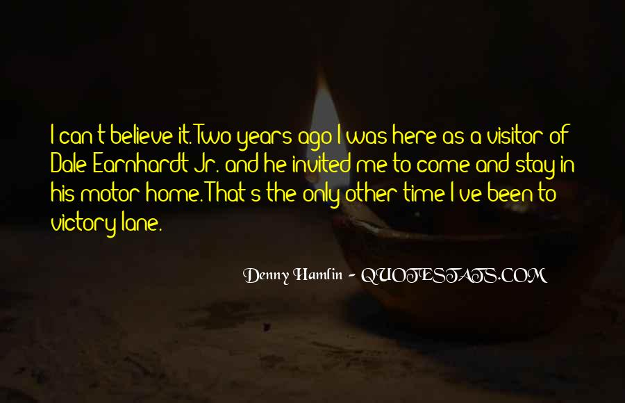 Hamlin's Quotes #453964