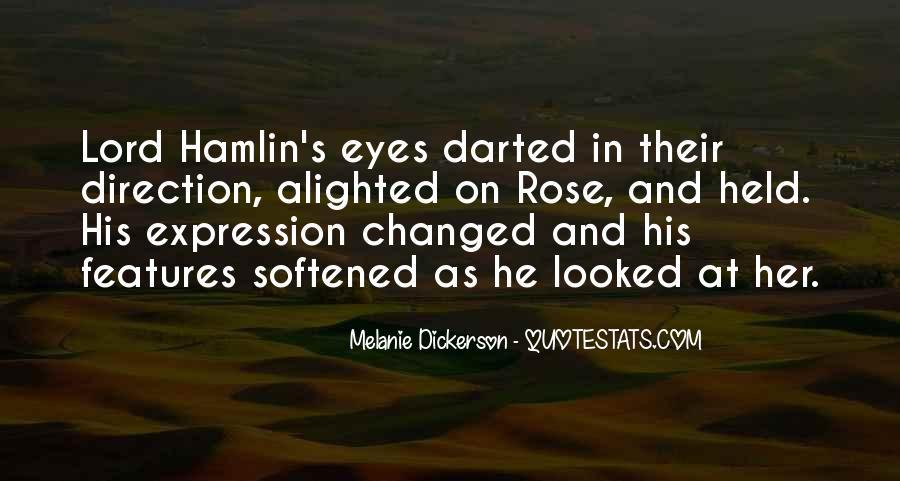 Hamlin's Quotes #890439