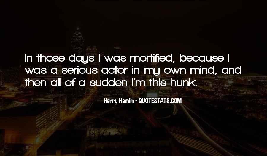 Hamlin's Quotes #956077