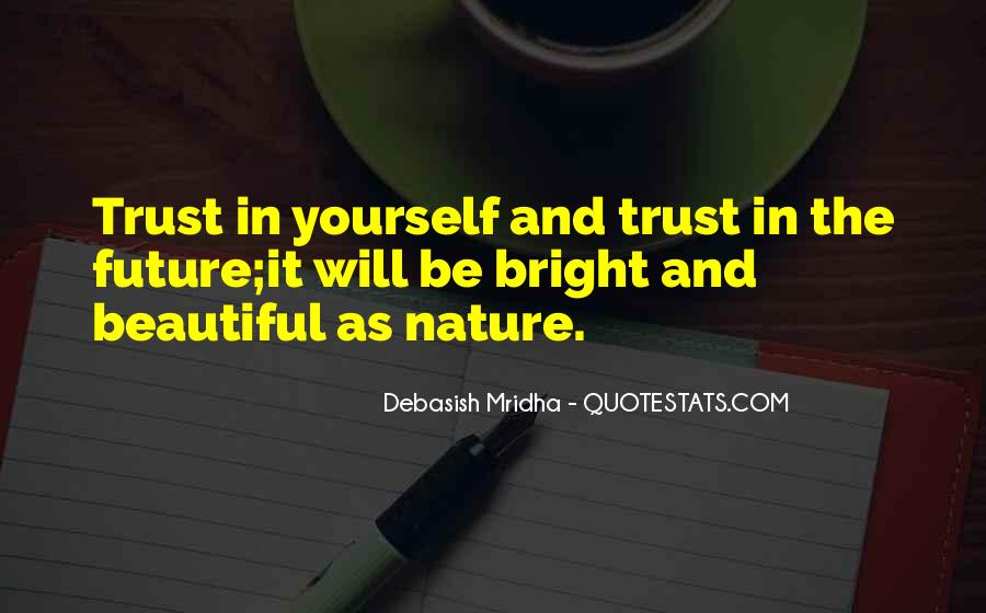 Quotes About Truth And Trust #140988