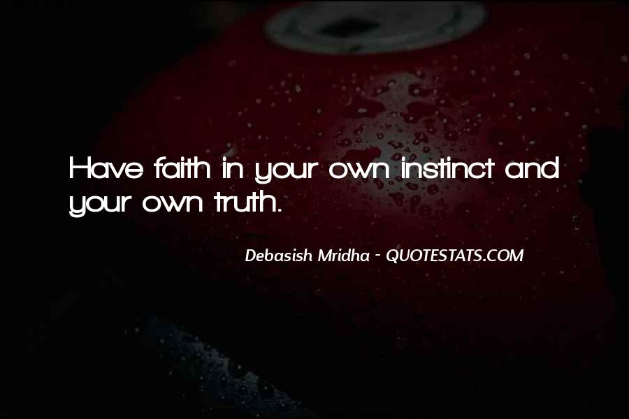 Quotes About Truth And Trust #261859