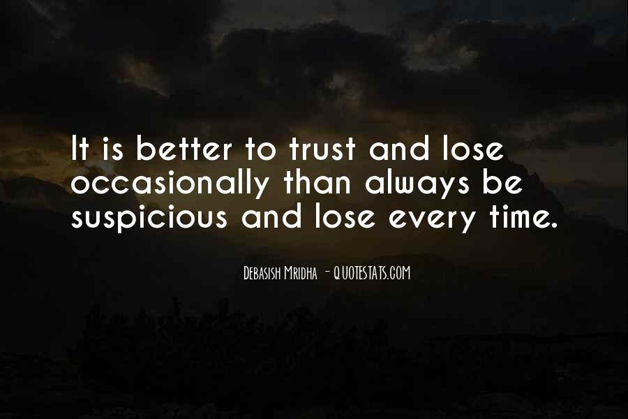 Quotes About Truth And Trust #522151