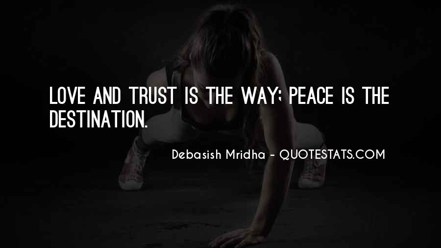 Quotes About Truth And Trust #717101