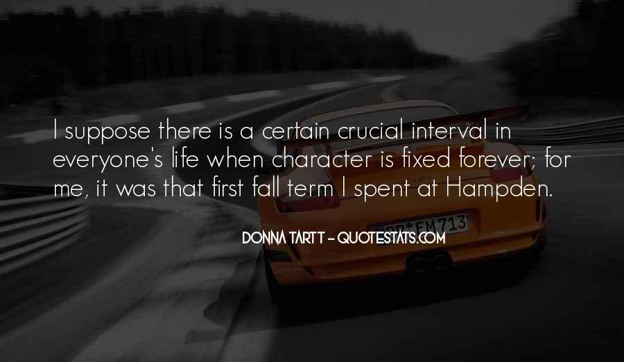 Hampden Quotes #1630070