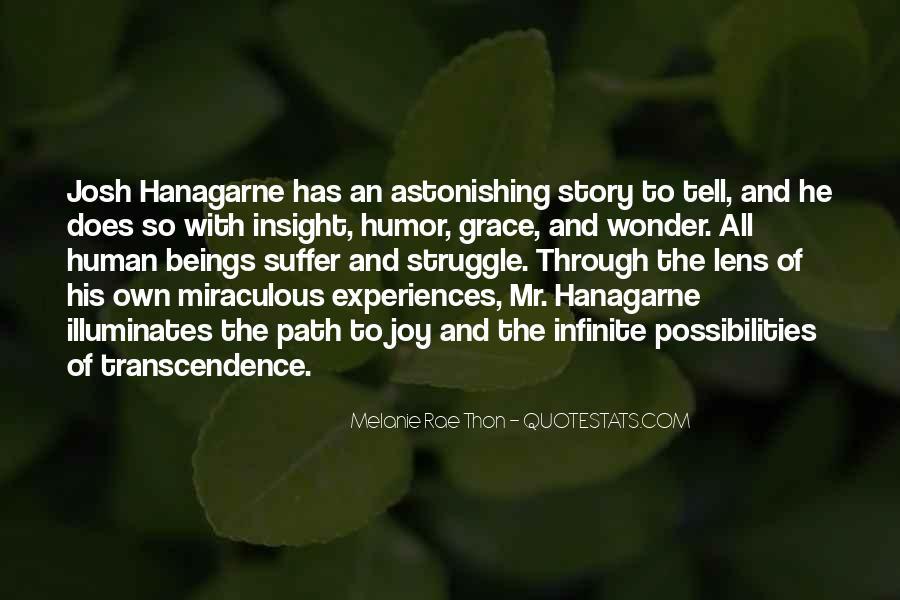 Hanagarne Quotes