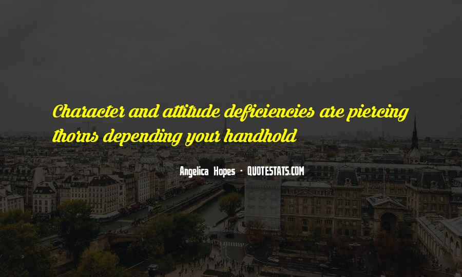 Handhold Quotes #1685540