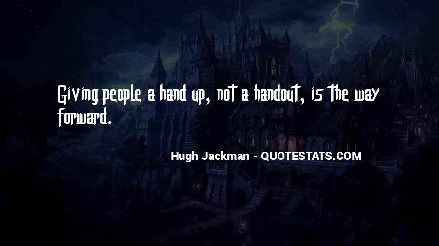 Handout Quotes #370692