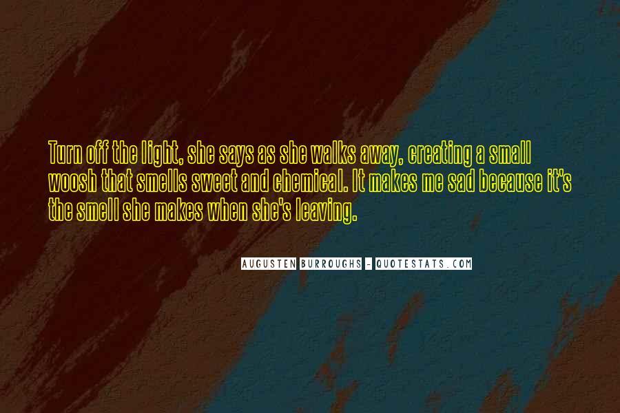 Handover Quotes #120158