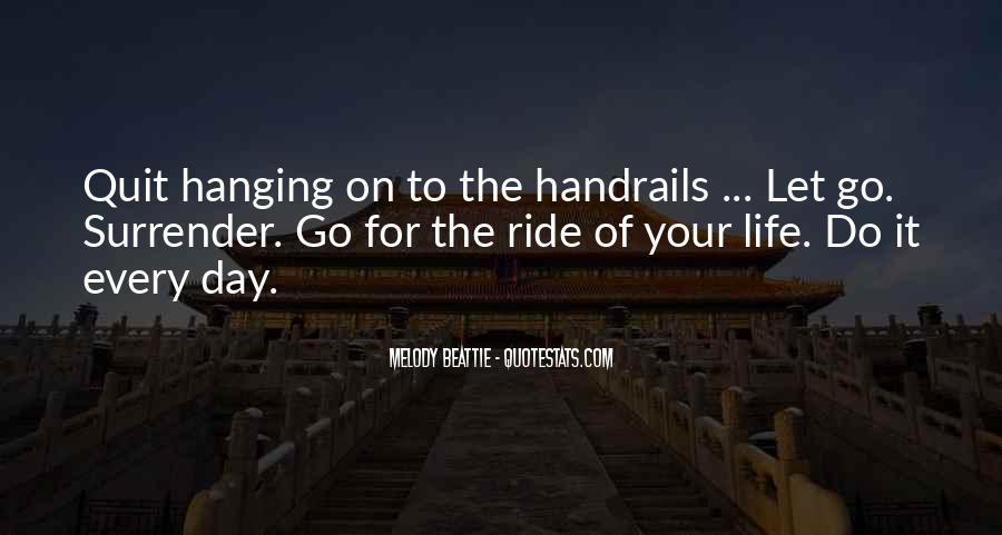 Handrails Quotes #696681
