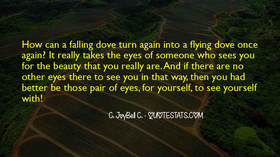 Quotes About Falling In Love With Someone Eyes #1051111