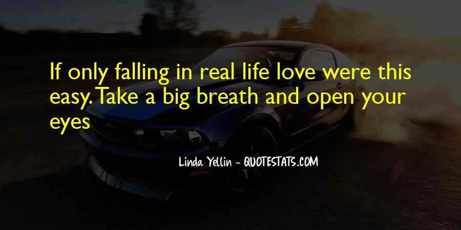 Quotes About Falling In Love With Someone Eyes #1186681