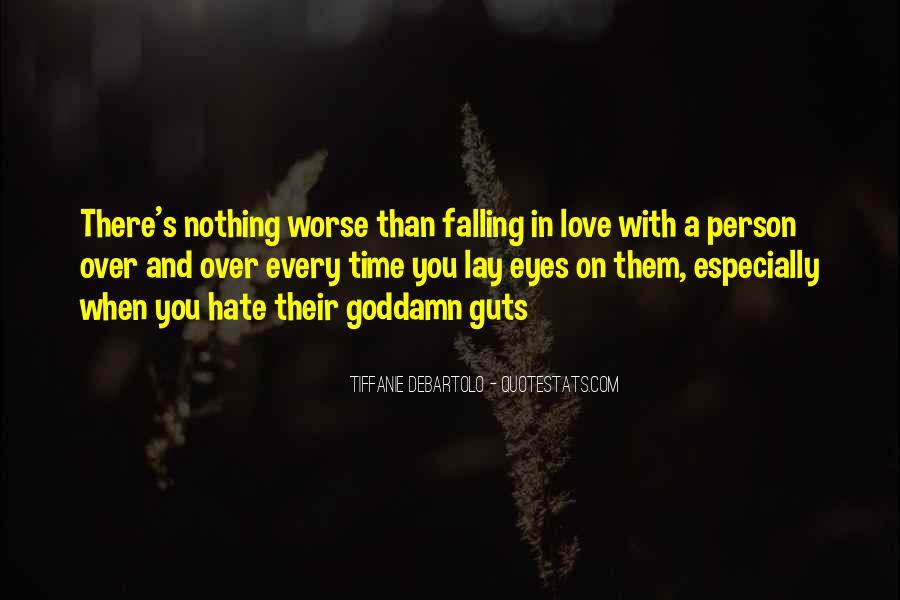 Quotes About Falling In Love With Someone Eyes #1366831
