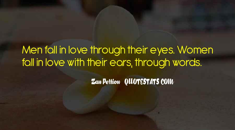Quotes About Falling In Love With Someone Eyes #638419