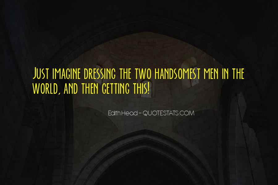 Handsomest Quotes #110057
