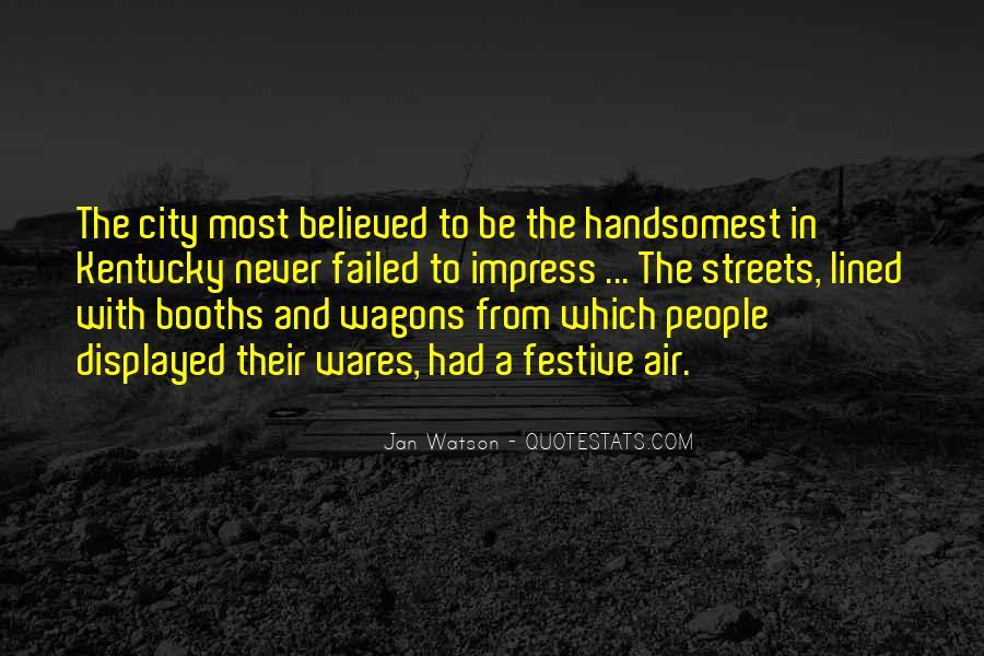 Handsomest Quotes #1772145