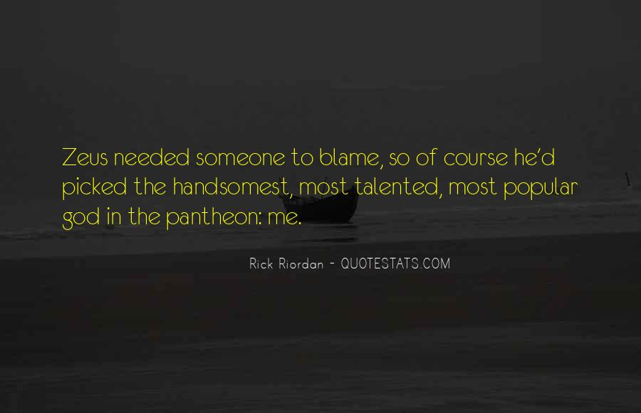 Handsomest Quotes #846477