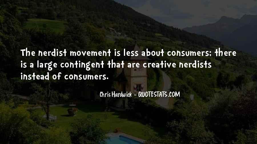 Hardwick's Quotes #112976