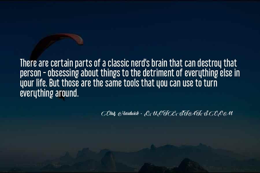 Hardwick's Quotes #1141344