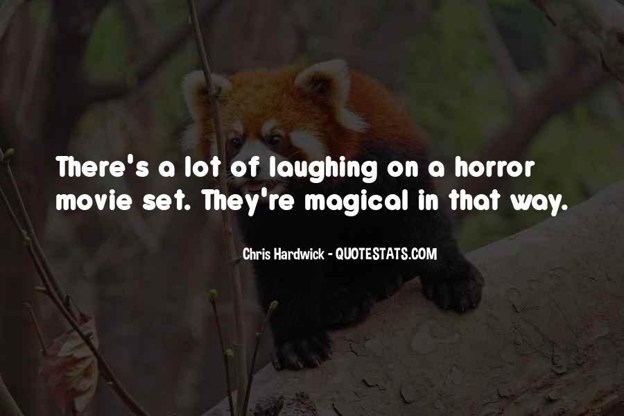 Hardwick's Quotes #1176410