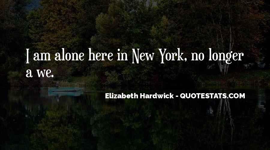 Hardwick's Quotes #154558