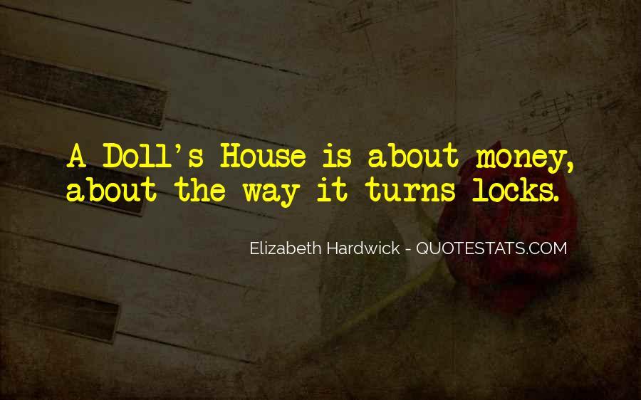 Hardwick's Quotes #1580537
