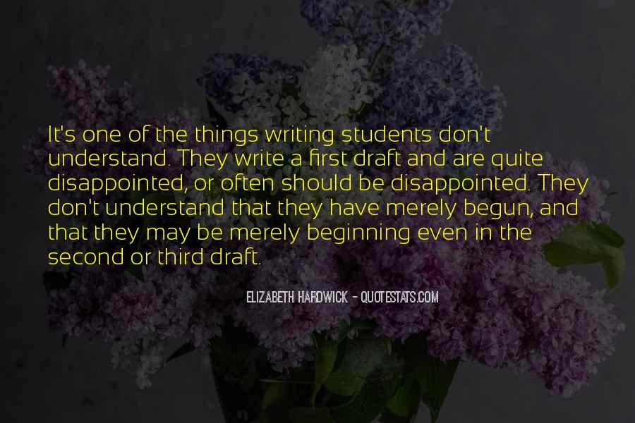Hardwick's Quotes #1592039