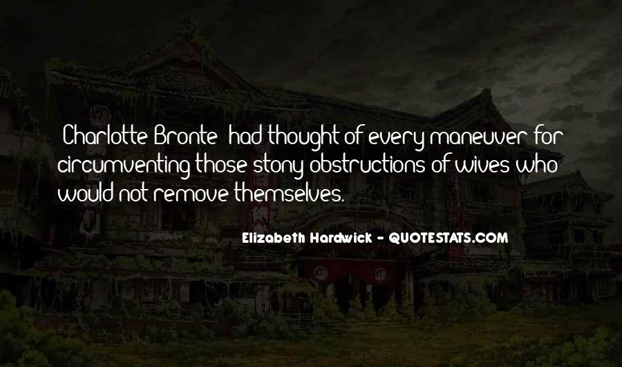 Hardwick's Quotes #165038