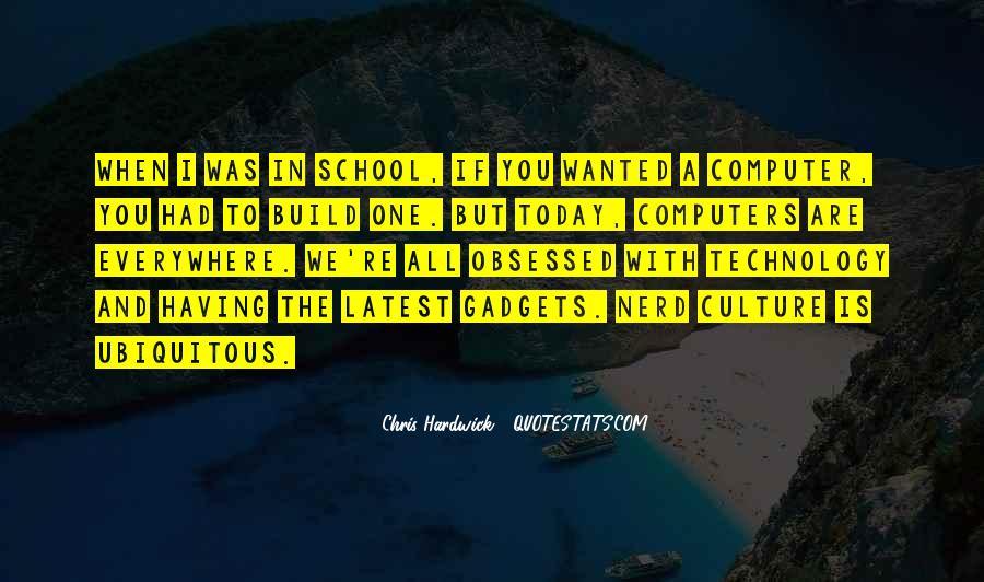 Hardwick's Quotes #168577
