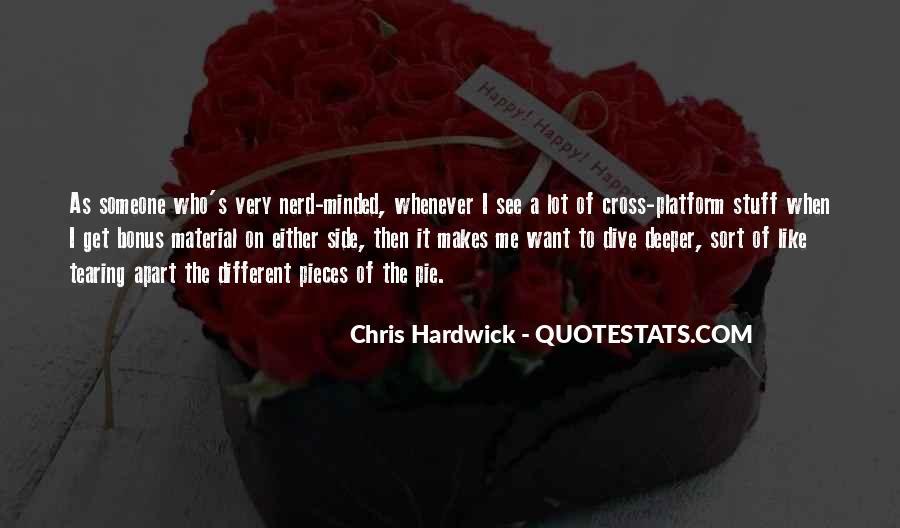 Hardwick's Quotes #1708768