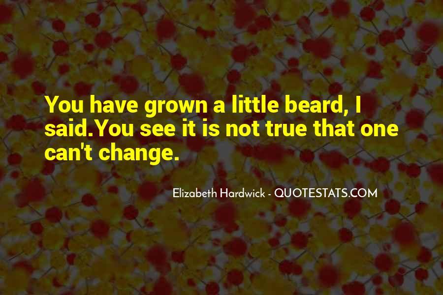 Hardwick's Quotes #18275