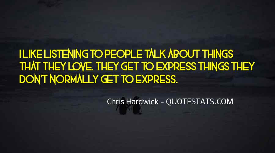 Hardwick's Quotes #196307