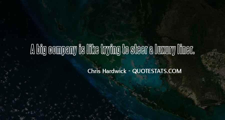 Hardwick's Quotes #25160