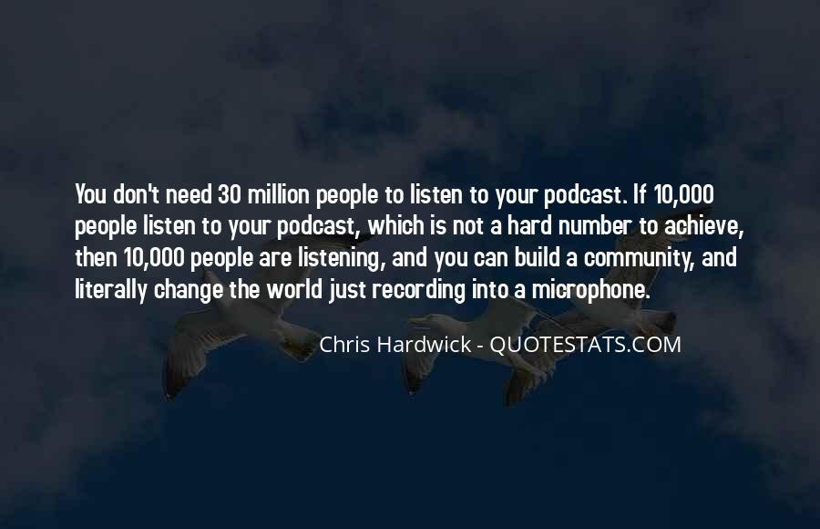 Hardwick's Quotes #305274