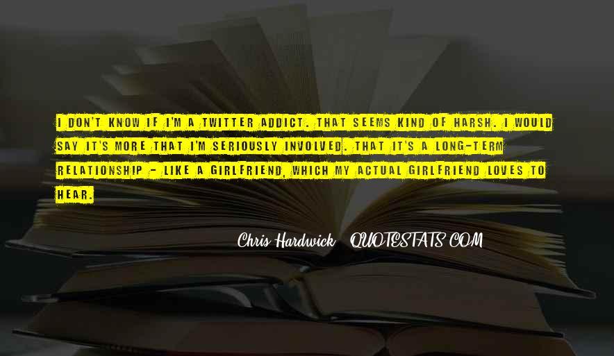 Hardwick's Quotes #305341