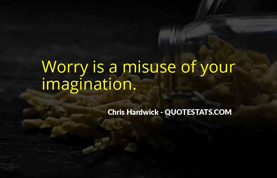 Hardwick's Quotes #337821