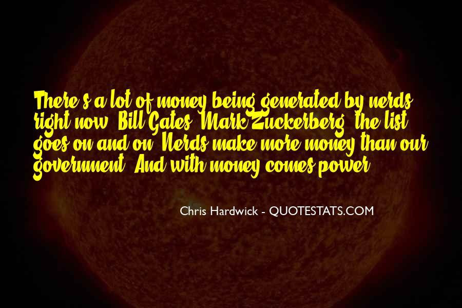 Hardwick's Quotes #401647