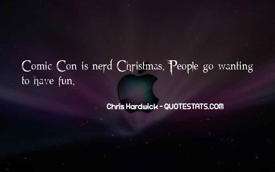 Hardwick's Quotes #405172