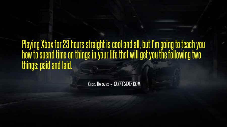 Hardwick's Quotes #411135